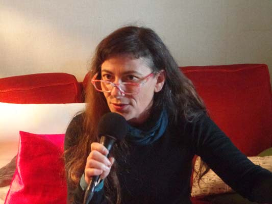 Interview Ginette