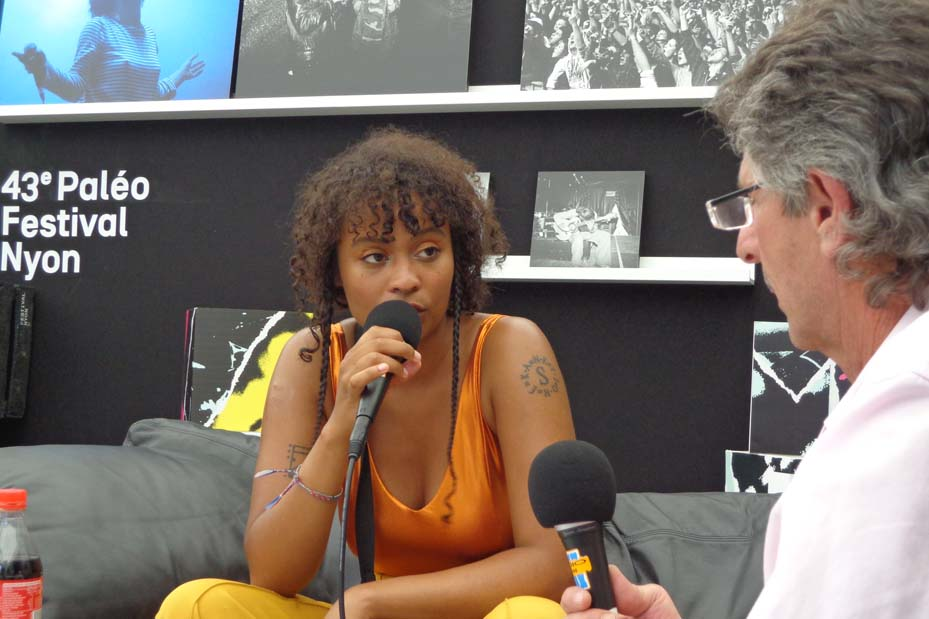 Interview de Danitsa