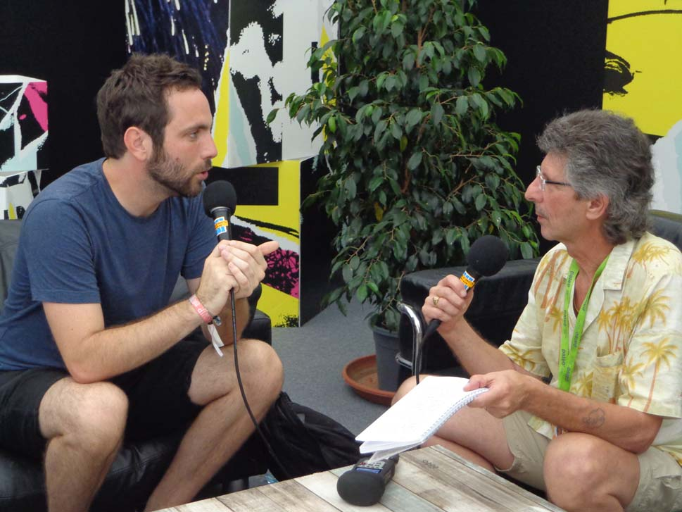 Interview de Mathieu Monnier