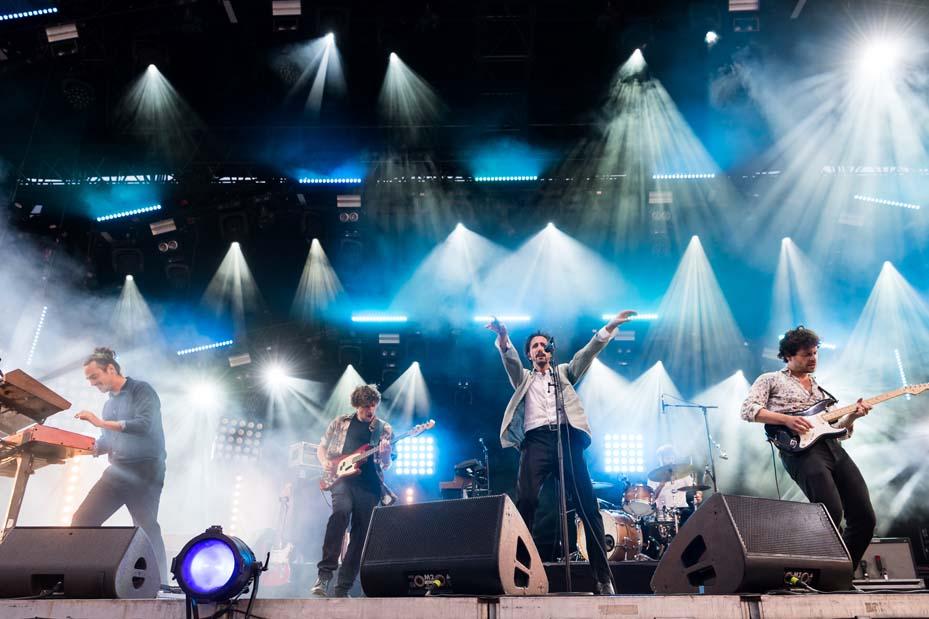 Concert Feu Chatterton (© Photo Paléo/Lionel-Flusin)