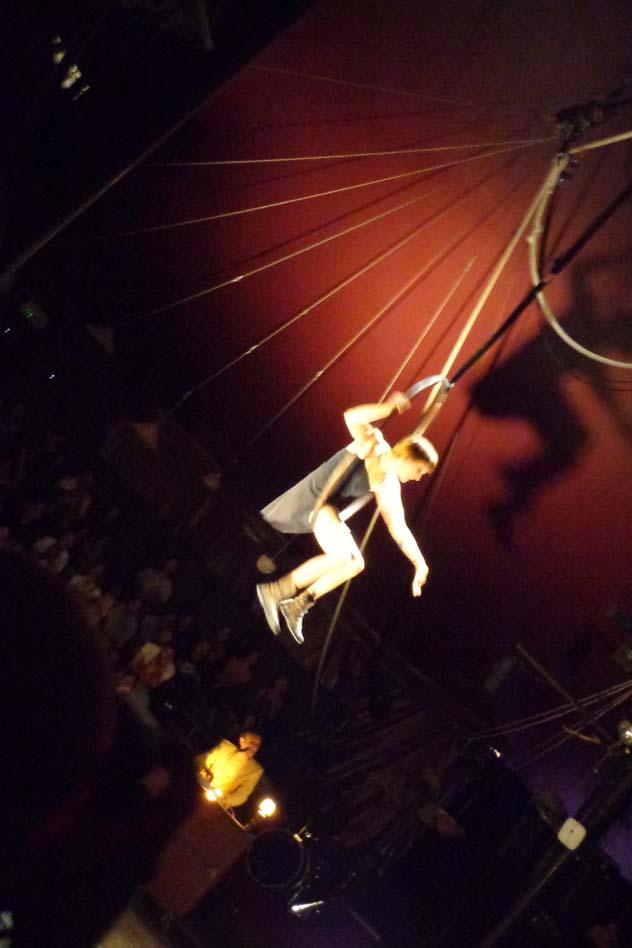Conférence de presse - Cirque Pardi