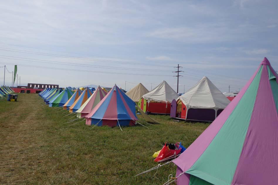 Visite au Pal'Asse du camping