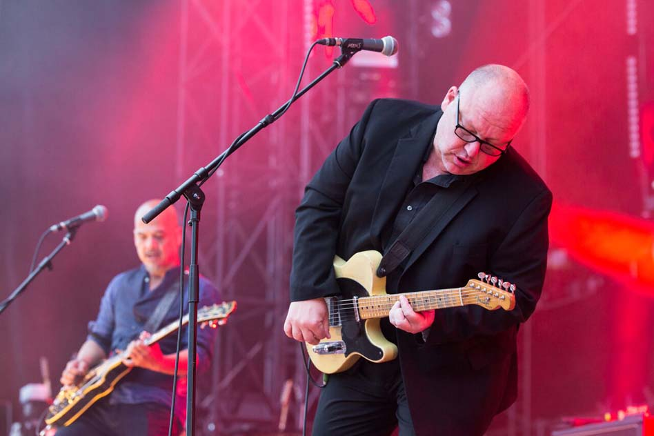 Concert des Pixies
