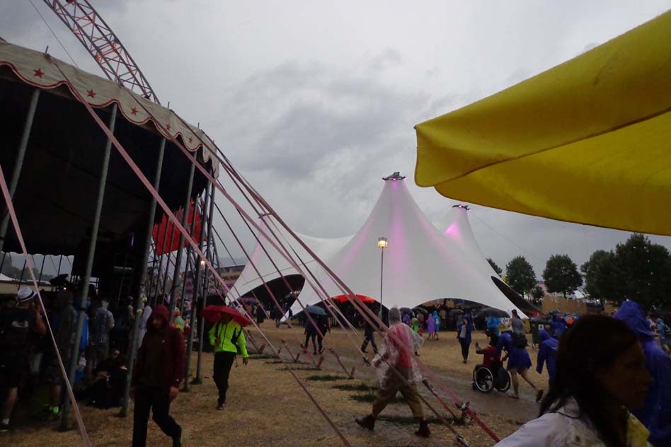 Ambiance pluvieuse