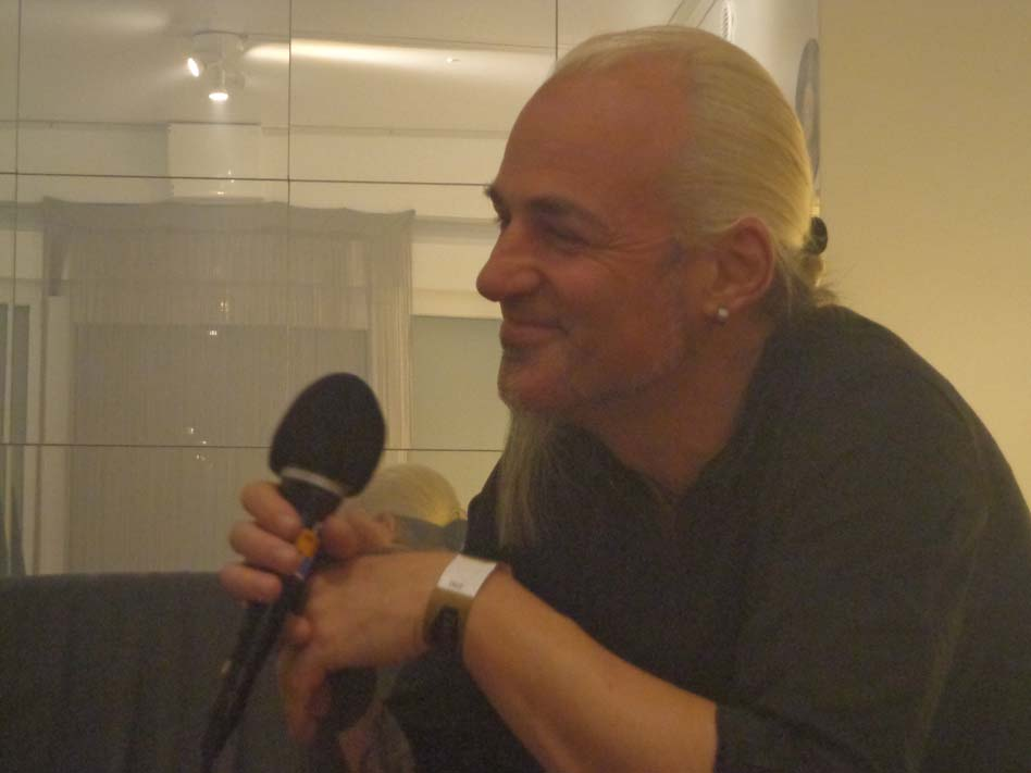 Interview Samael