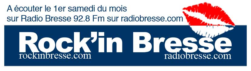 Visuel Podcasts Rock'in Bresse