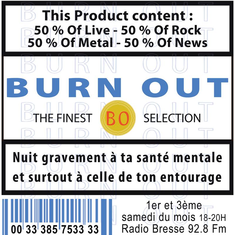 Logo Burn Out