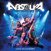 Cover Absolva / Live in Europe