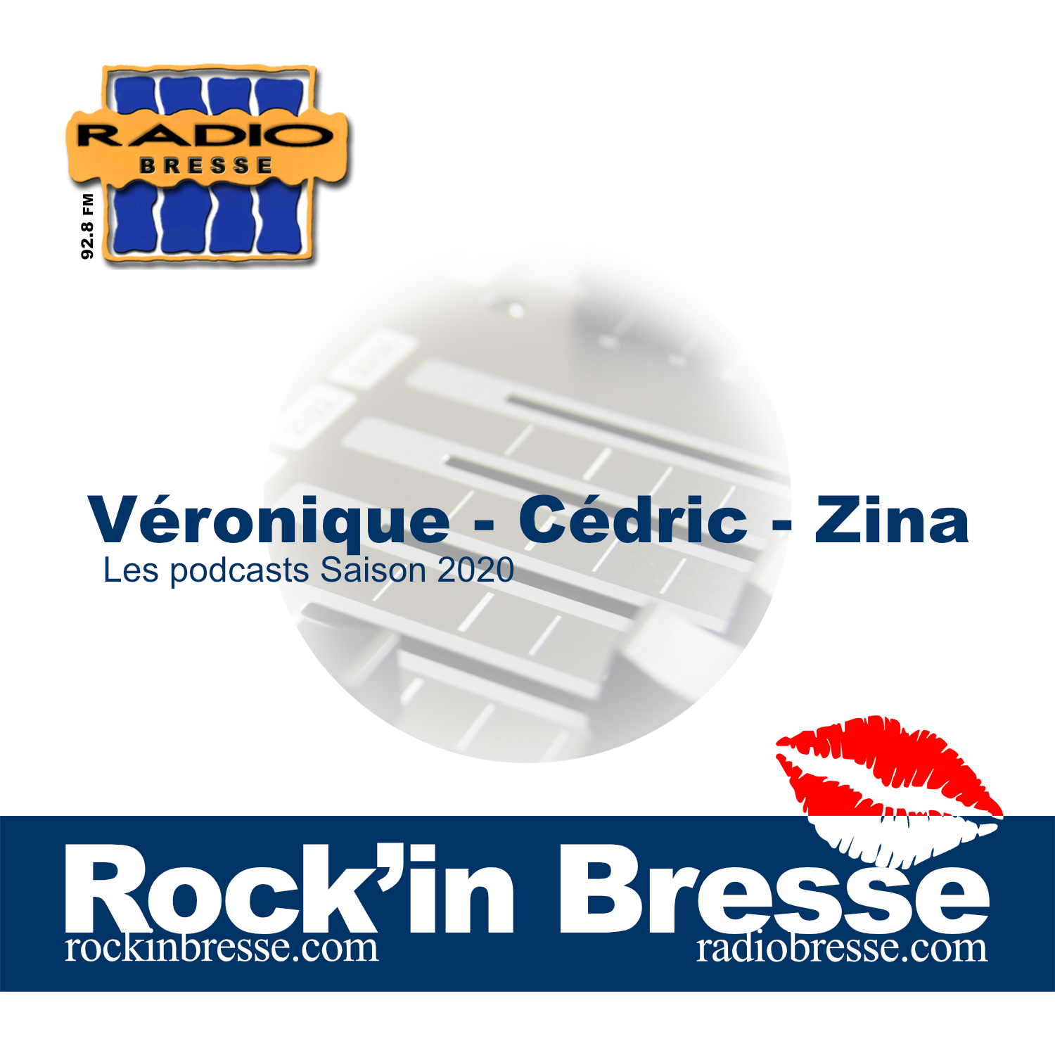 Les Podcasts de Rock'in Bresse